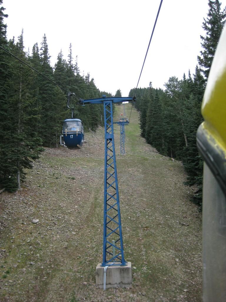 Gondola Riding