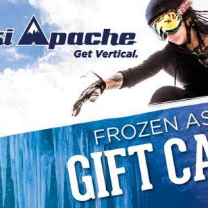 Ski Apache Gift Cards