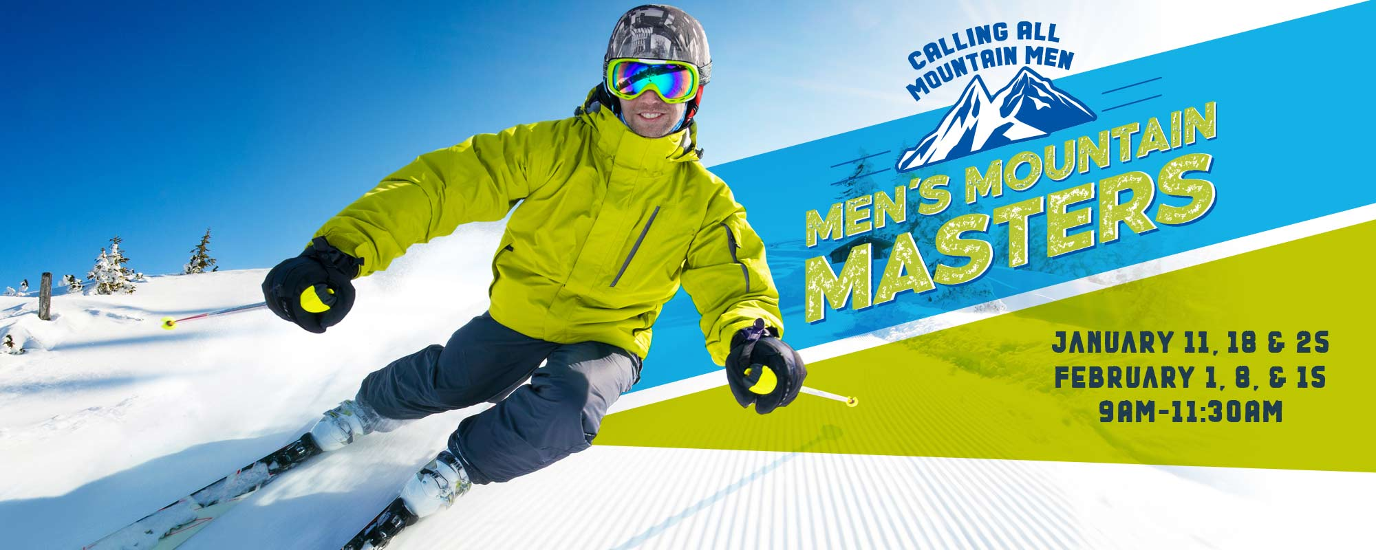 Men's Mountain Masters