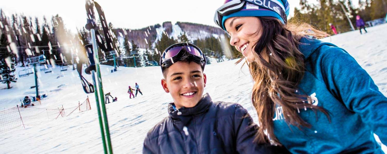 Ski Apache Lessons