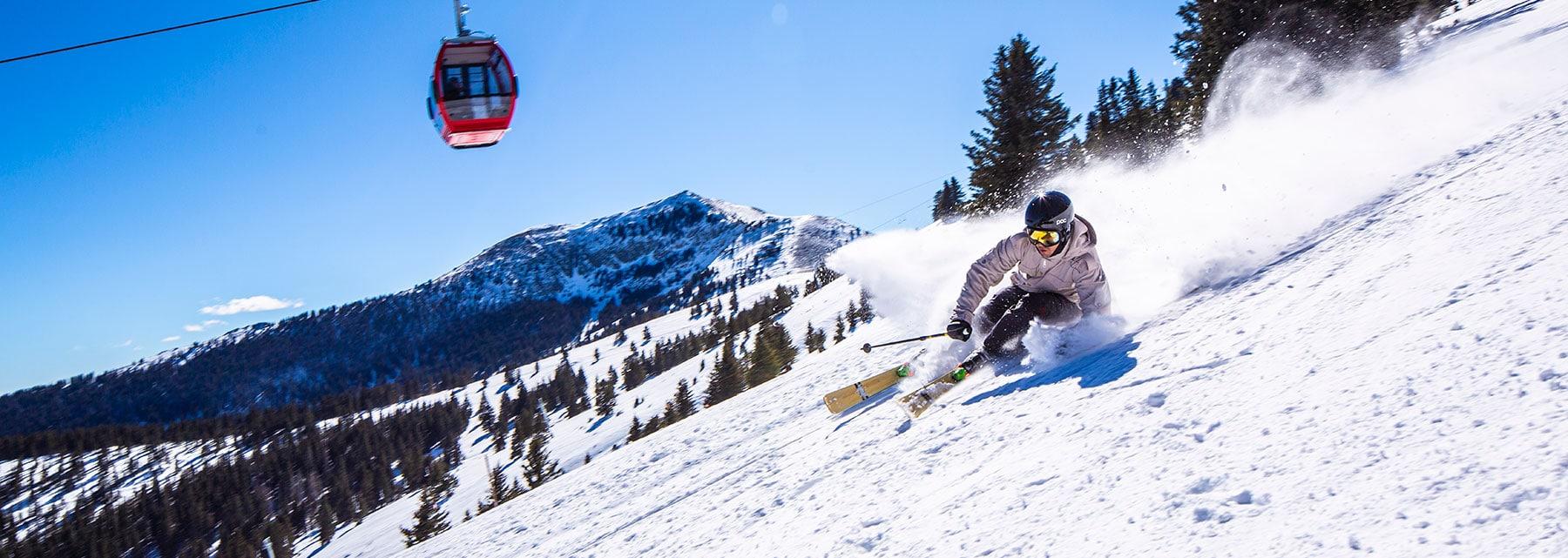 Ski Apache Tickets