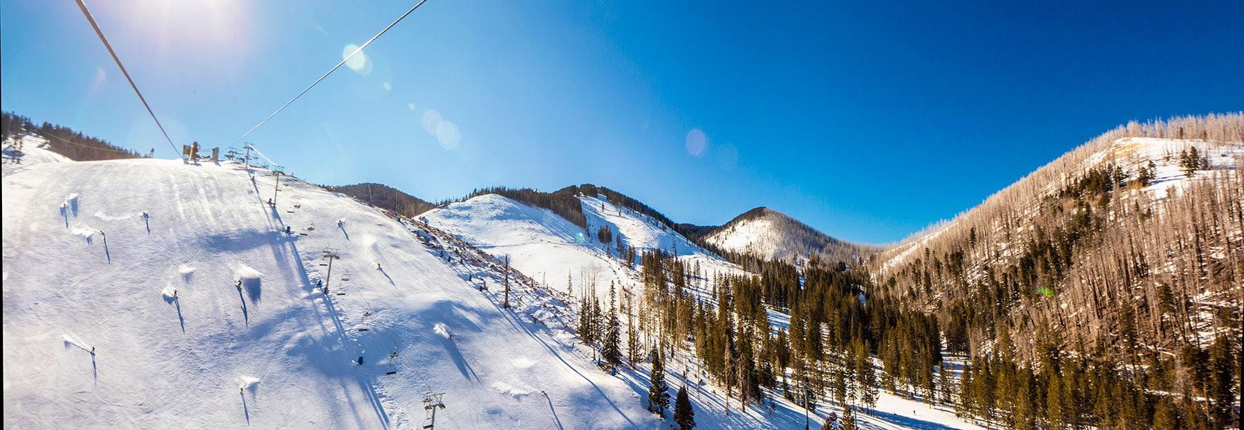 Ski Apache Trail Status