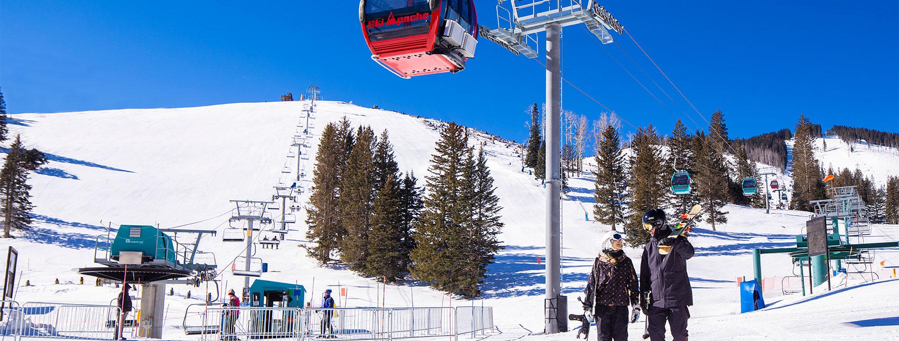 Ski Apache Web Cam