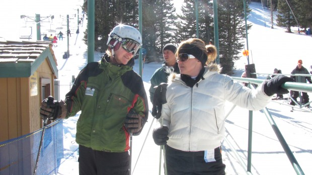 Women's Ski Programs at Ski Apache